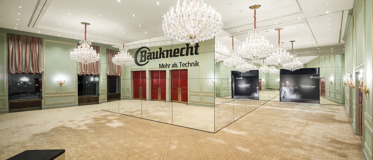 bauknecht showrooms projekte didid. Black Bedroom Furniture Sets. Home Design Ideas