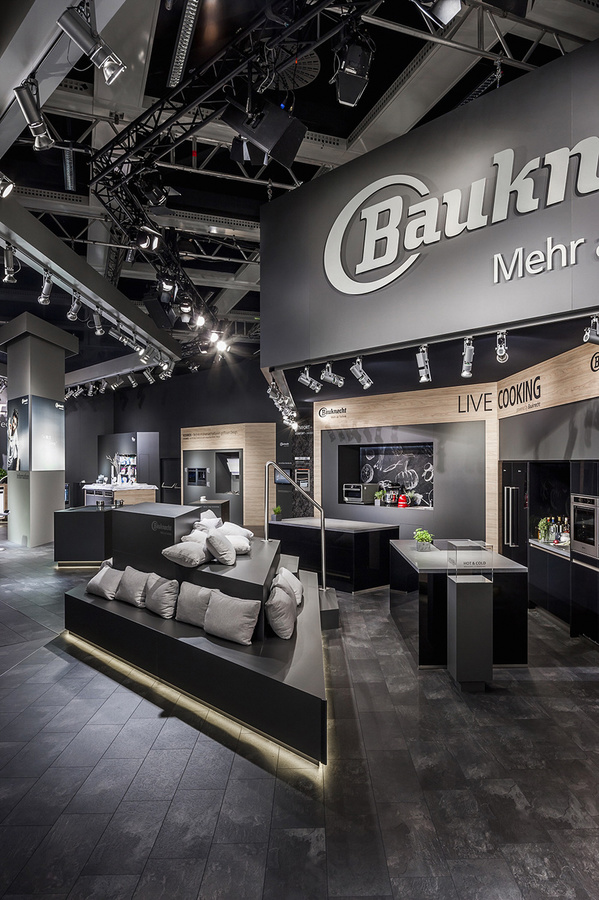 bauknecht messe projekte didid. Black Bedroom Furniture Sets. Home Design Ideas